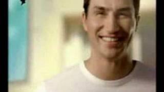 Klitschko Brothers in TV-Ad Thumbnail