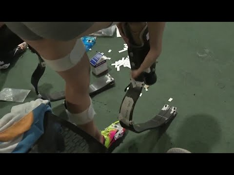 Blade runners: The future of prosthetics