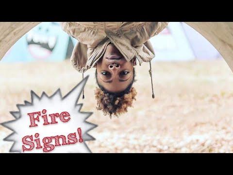 FIRE SIGNS Aries Leo Sagittarius July...