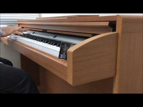 [頭文字D8 長尾]ADRENALINE / ACE piano cover 頭文字D インフィニティ アニメ版 イニシャルD Final Stage BGM ピアノ Initial D