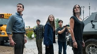 Walking Dead's Laurie On Her New Disaster Film: Into The Storm - Comic Con 2014