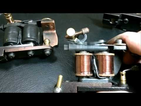 Liner , Shader Color Packer Tattoo Machines