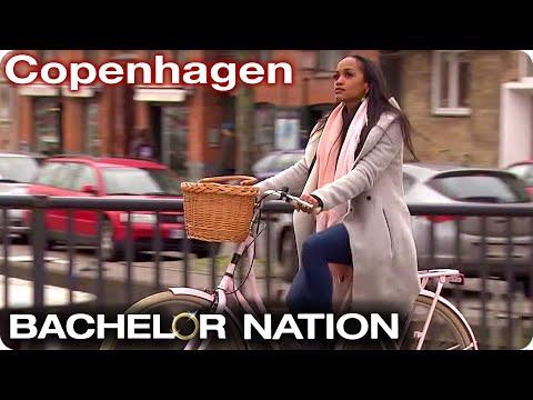 Rachel Lindsay's Copenhagen Adventure ✈️  The Bachelorette US