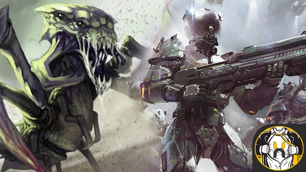 Mobile Infantry Powered Armor Explained | Starship ...