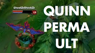 Quinn Permanent Ult (Bug with Tahm Kench)