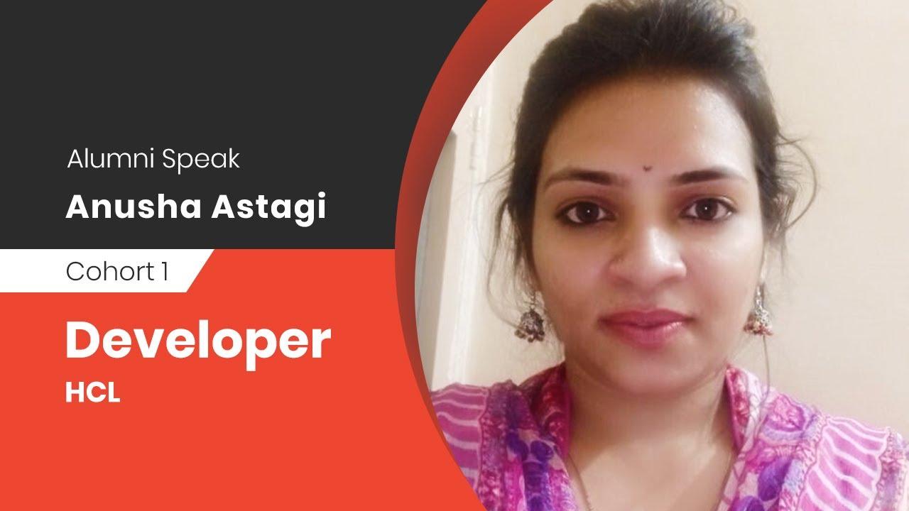 In conversation with Anusha Astagi | Masai Alumni