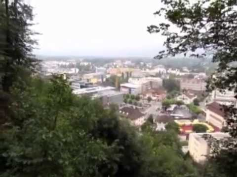 City Tour in One Minute: Vaduz, Liechtenstein