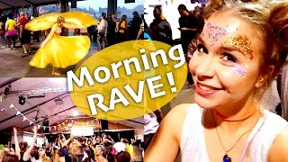 my life in london   early morning rave
