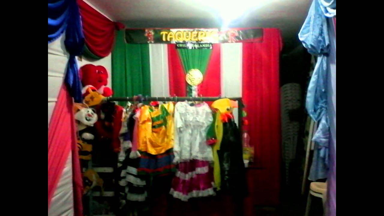 Curso decoraci n con telas para fiestas en lima verano for Telas para cortinas infantiles