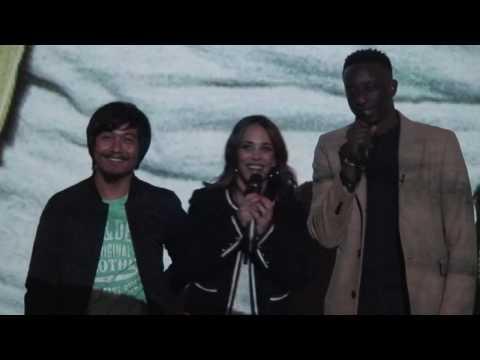 Présentation Du Film L'ascension Par L'équipe Du Film