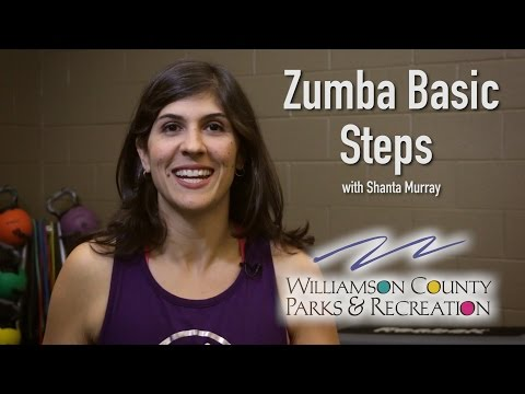 Basic Zumba® Steps with Shanta Murray | Williamson County Parks and Recreation