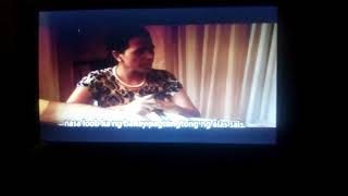 Donya Catalina (kathy Mercado) in One Moment in time 2nd scene
