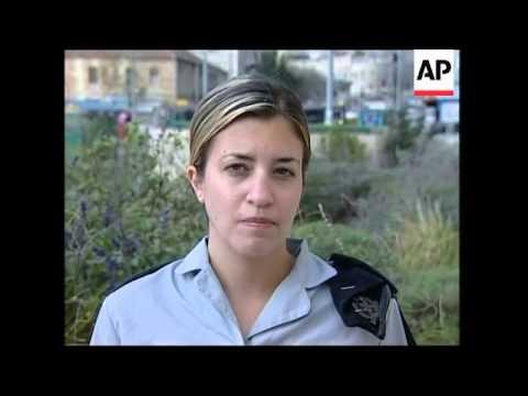 Palestinian students need army escort to ward off attacks
