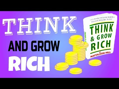 think-and-grow-rich-summary---think-and-grow-rich-by-napoleon-hill---animated-book-summary