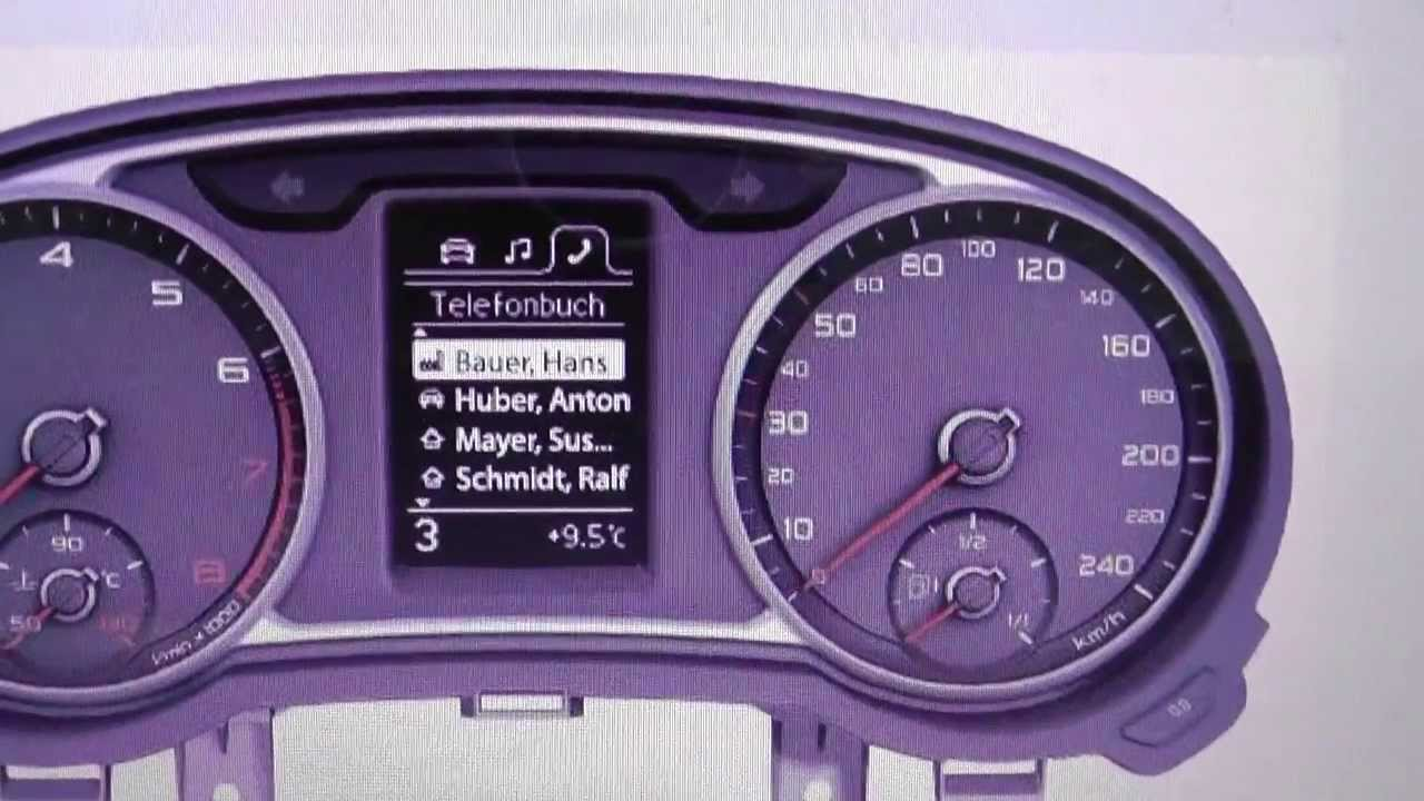 Audi A1 Engine Epc Dash Warning Light Symbol Lamp How To Remove