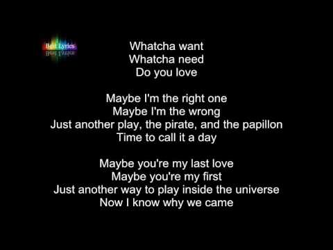 Red Hot Chili Peppers The Longest Wave (lyrics)