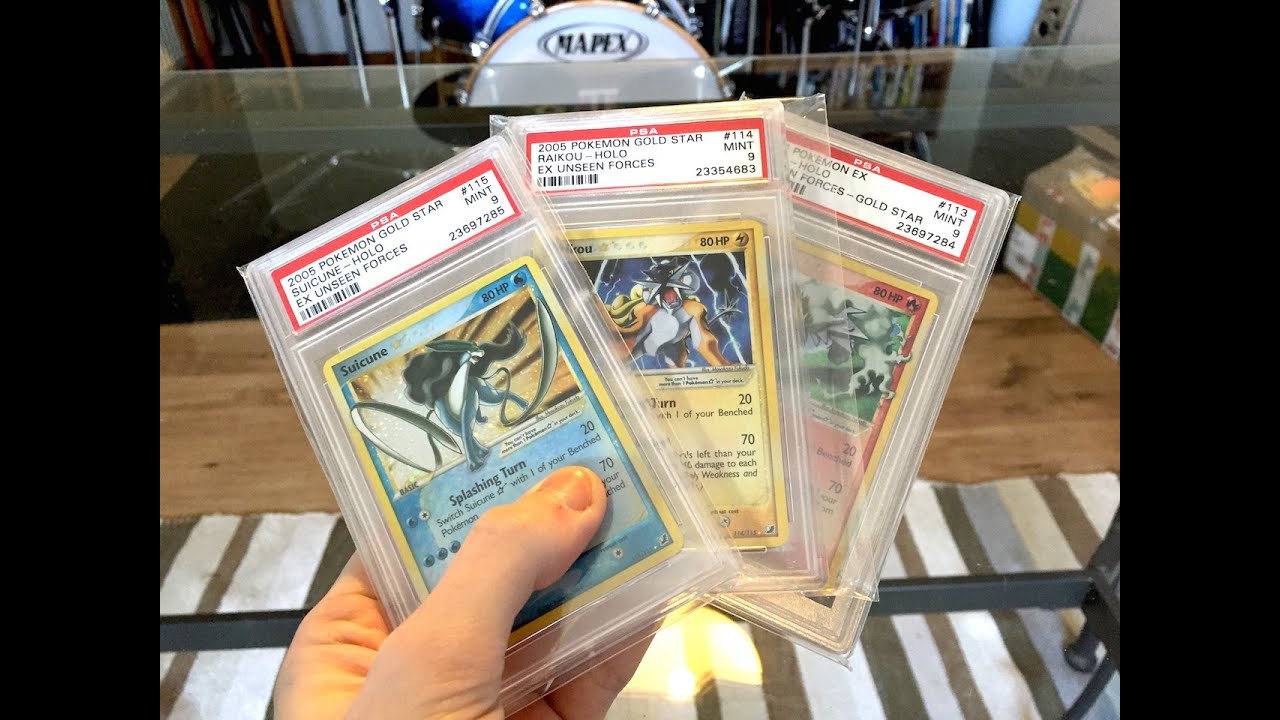 how to get my pokemon cards psa graded