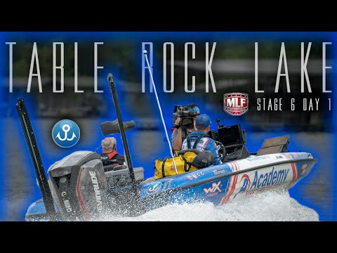 Stage 6 Major League Fishing Pro Tour - Table Rock Lake