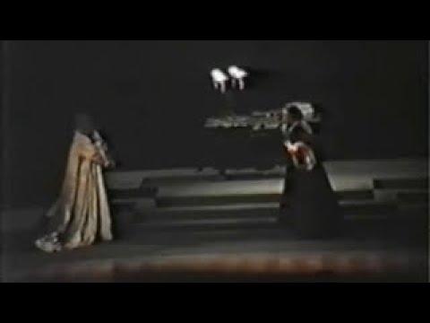 Ghena Dimitrova - Ghiuselev - Giustizia Sire! - Don Carlo 1984 - San Carlo Napoli