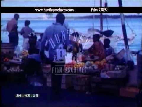 Nassau Market part 2, 1960's - Film 93899