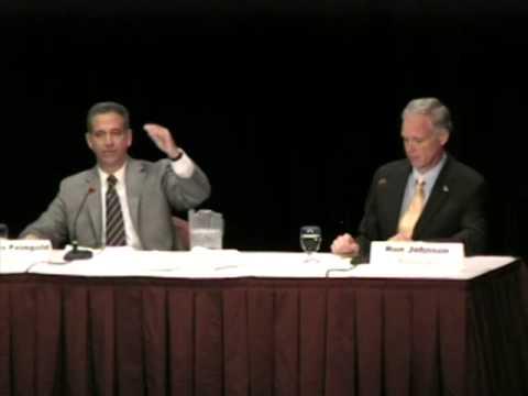U.S. Senate Debate - Ron Johnson vs. Russ Feingold