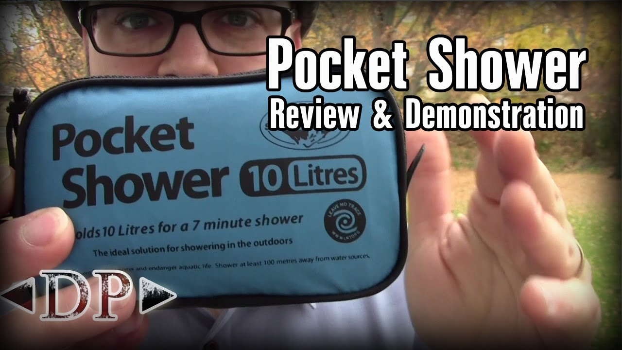 0ec9199b8 Sea To Summit Pocket Shower Review - YouTube