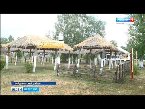 Жители Вейделевского района благоустраивают территорию