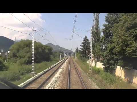 Cabview Košice - Žilina, IC502 - 350.007