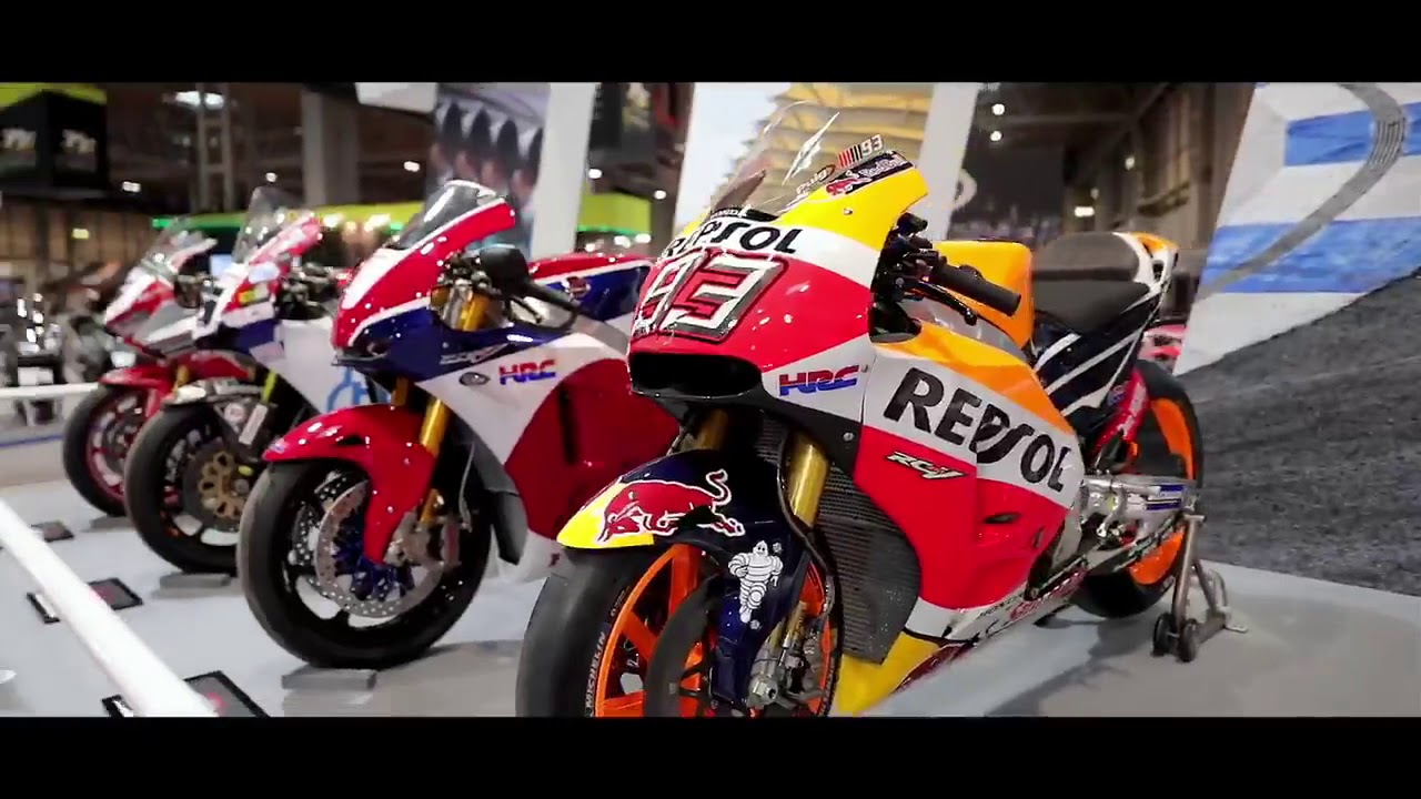 Motorcycles Bikers And More: Honda At Motorcycle Live 2017: The 2018 Range And More