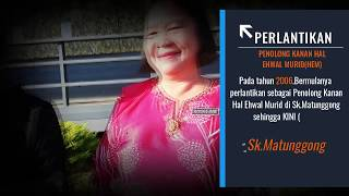 VIDEO PERSARAAN PUAN TOYOON@ANNIE MANJALIM,SK.MATUNGGONG,KUDAT