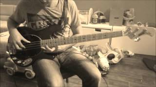 Deorro Ft Chris Brown Five More Hours - BASS COVER.mp3