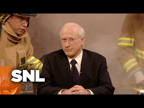 Cheney's Message: Bush Administration is in Complete Control - Saturday Night Live