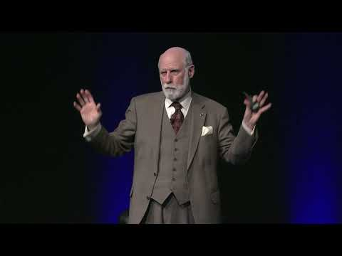 """Vint Cerf """"The Future of the Internet of Things: Desirable properties of an IoT ecosystem"""""""