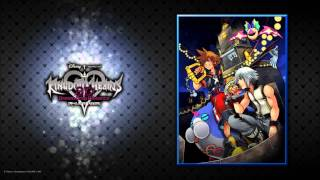 La Cloche HD Disc 1 - 12 - Kingdom Hearts 3D Dream Drop Distance OST