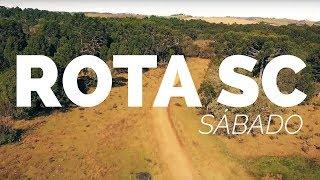 Resumo sábado - 1ª prova - Rally Rota SC 2017