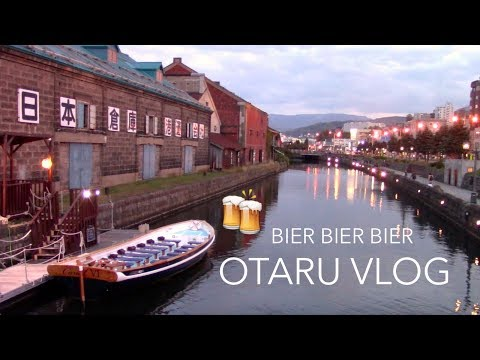 """Lost in Otaru - Im japanischen Hofbräuhaus - Sind Deutsche wirklich nur """"Bier!""""?"""