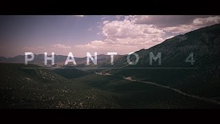 Las Vegas Cinematic Drone Footage with Phantom 4