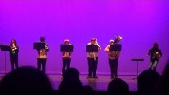 Sleigh Ride Brass Quintet ft. Grant
