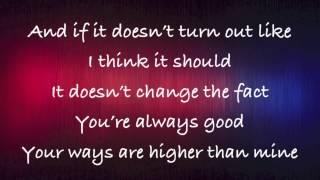 Tricia Brock - What I Know - with lyrics