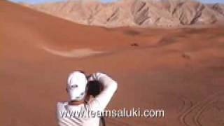vuclip Team Saluki - Final testing in the sand dunes