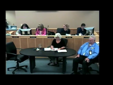Gulf County Budget Meeting 9/12/17
