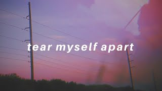 Download tear myself apart || Tate McRae Lyrics