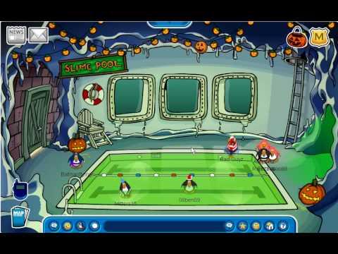 dsg club penguin halloween 09 sweet locations hq