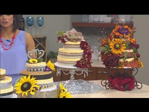 creating-a-tiered-wedding-cheesecake