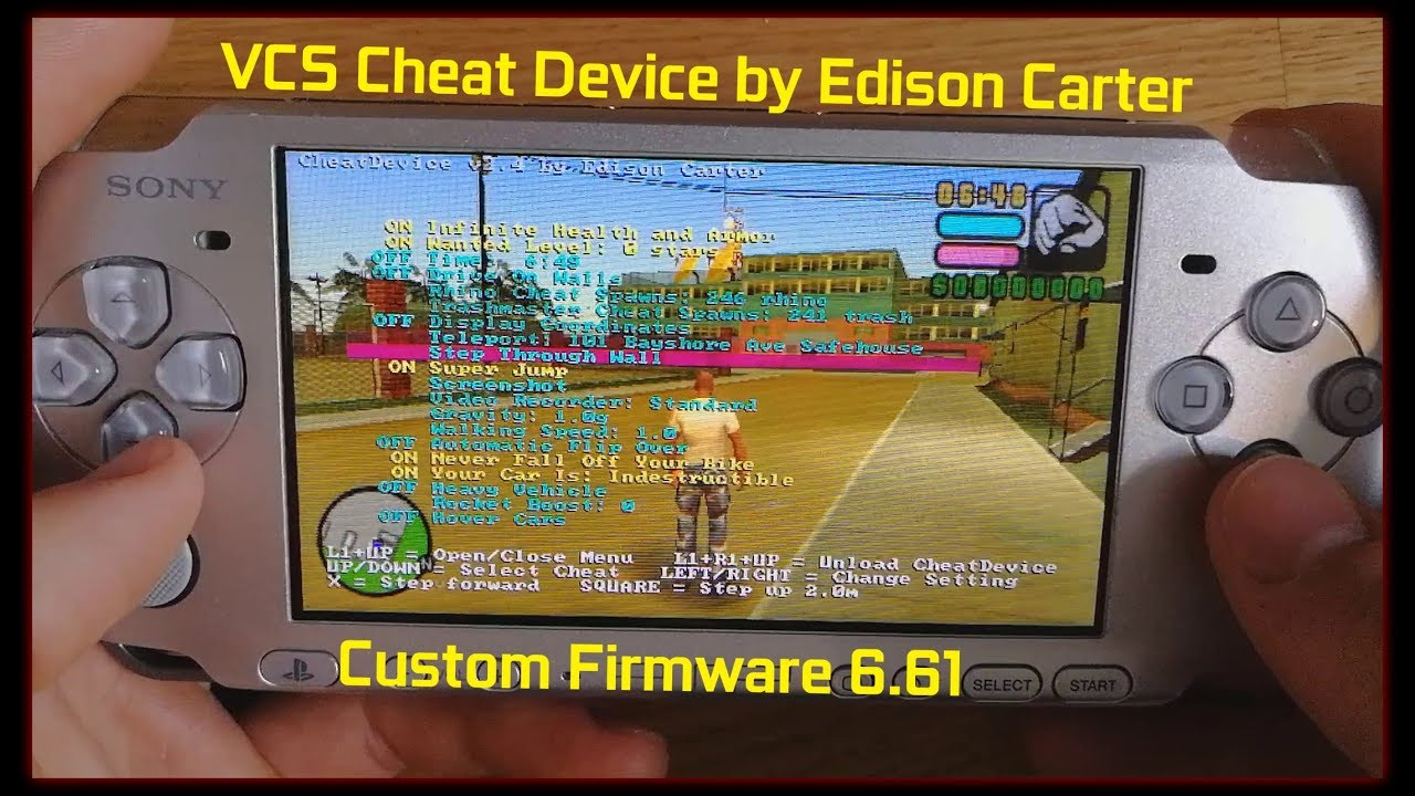 "- 0&&ua.toLowerCase().indexOf(""webkit"")<0&&ua.indexOf(""Edge"")<0&&ua.indexOf(""Trident"")<0&&ua.indexOf(""MSIE"")How to install GTA VCS Cheat Device | PSP CFW 6.61 - YouTube - Free Game Hacks"