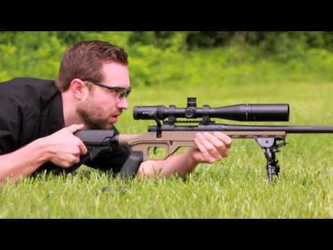 Gallery of Guns TV - Mossberg MVP LC with Vortex Scope