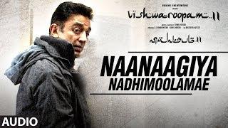Naanaagiya Nadhimoolamae Audio Song | Vishwaroopam II Tamil | Mohamaad Ghibran