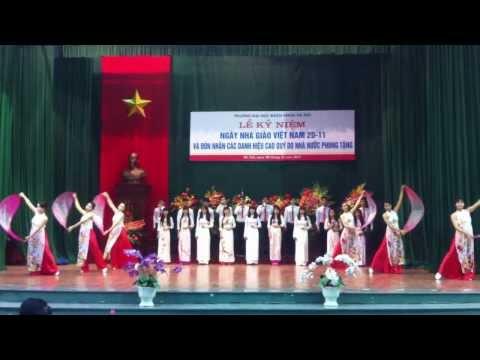 Tổ quốc yêu thương - Tốp ca nam nữ Ban văn nghệ Thể thao - Trường ĐHBK Hà Nội