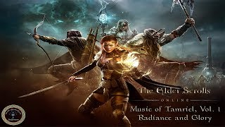 The Elder Scrolls Online™ [Music of Tamriel, Vol. 1] Radiance and Glory [1080p HD] Resimi