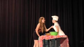 Cooking Can Be Murder by Eddie McPherson- Trailer